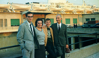 History Blanc Mairiclo' 1926: Alberto Federighi e famiglia