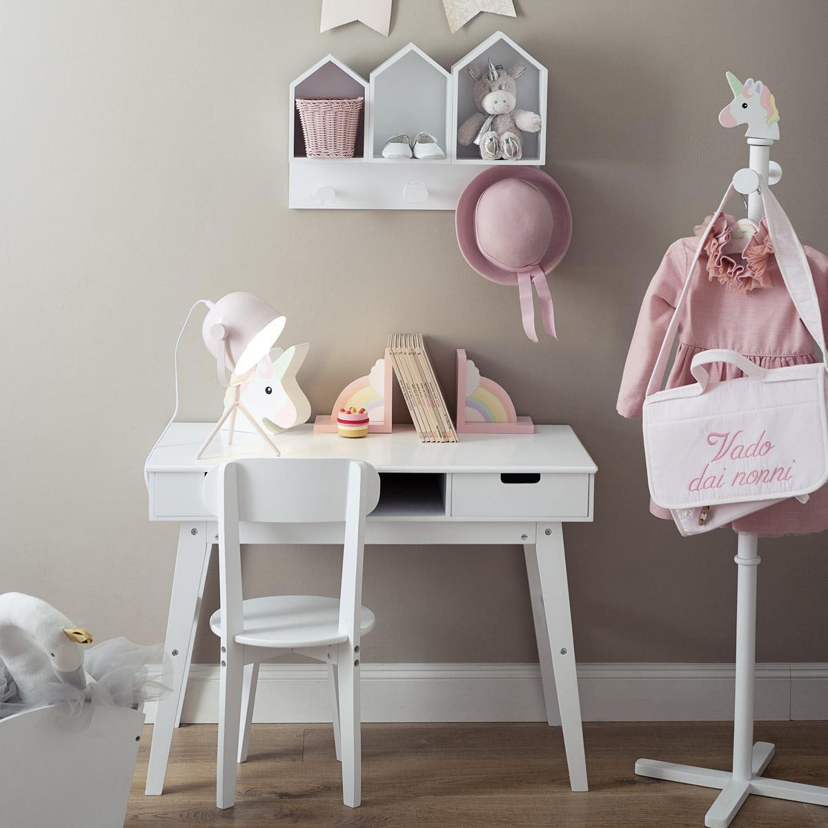 Blanc MariClo' Cameretta shabby chic per bambini mini-mobili - Blog