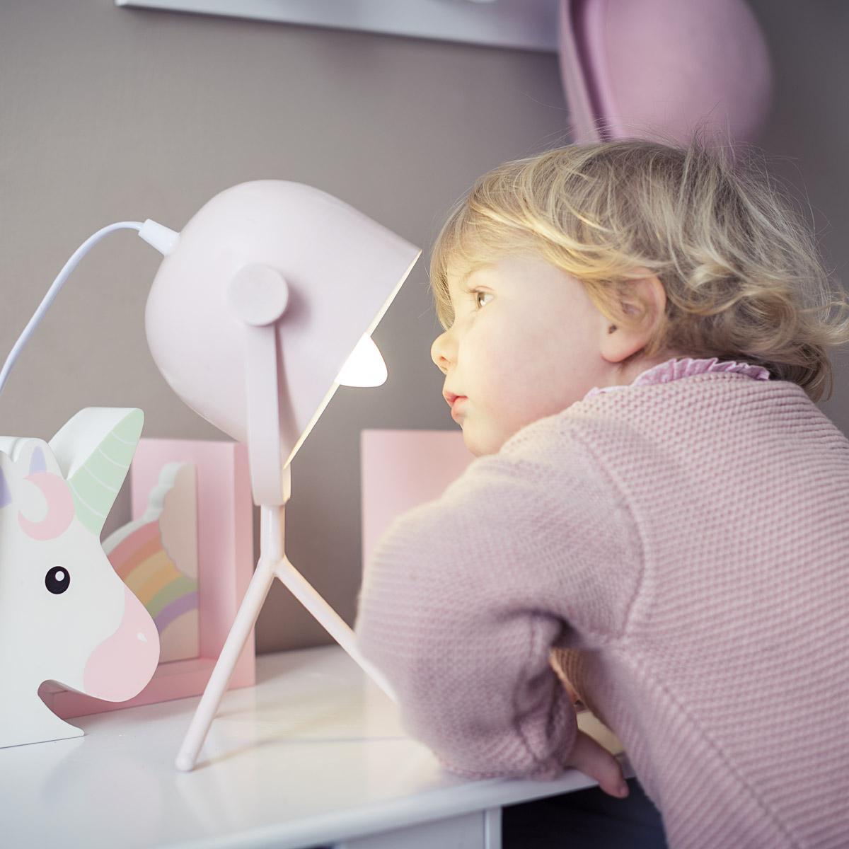 Blanc MariClo' Cameretta shabby chic per bambini - illuminazione - Blog