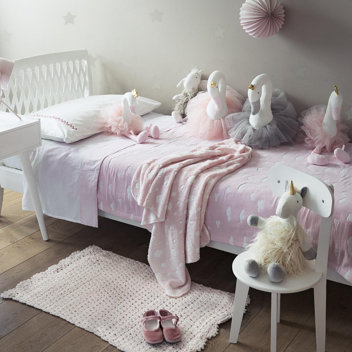 Blanc MariClo' Cameretta shabby chic per bambini - accessori - immancabili letto in ferro battuto - Blog