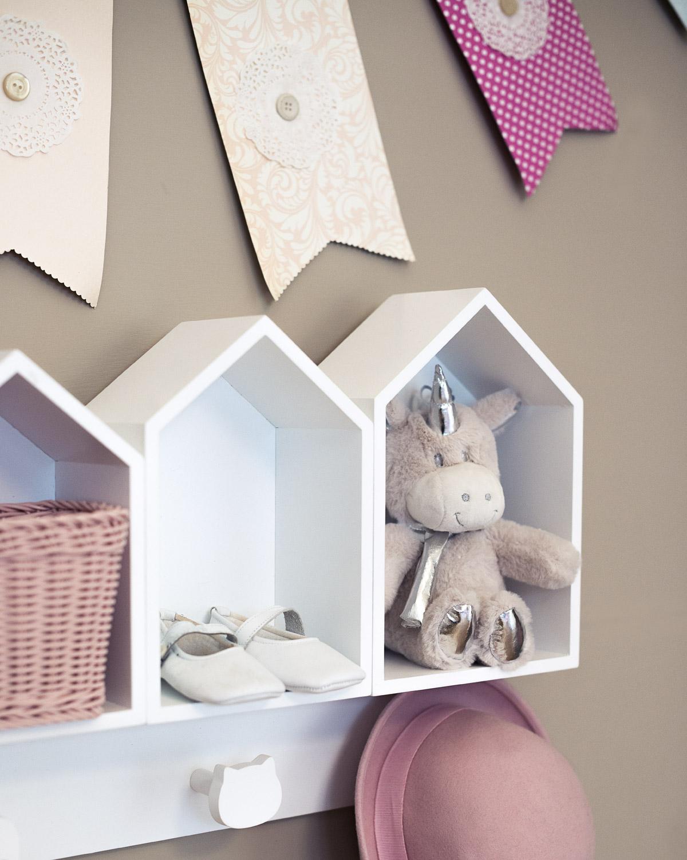 Blanc MariClo' Cameretta shabby chic per bambini - idee creative - Blog