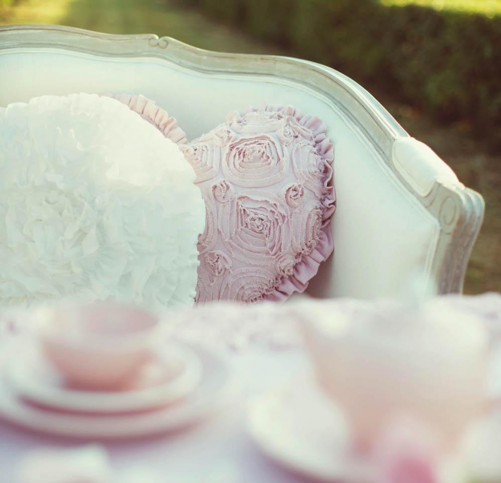 Blanc MariClo' - Cuscini Deco Rose - Blog