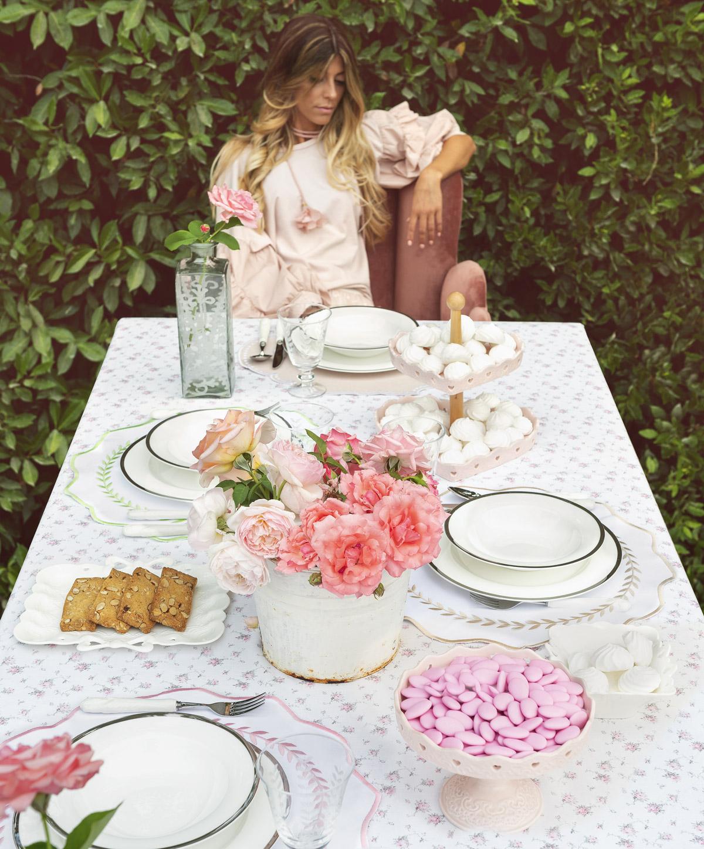 Blanc MariClo' La tavola di Pasqua con la collezione primerose - Blog