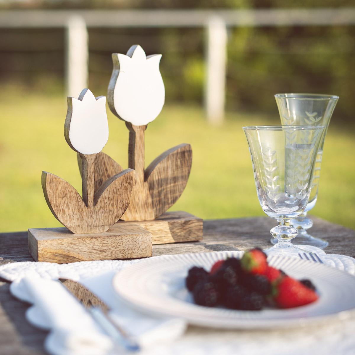 Blanc MariClo' La tavola di Pasqua - un brunch in stile bistrot - Blog