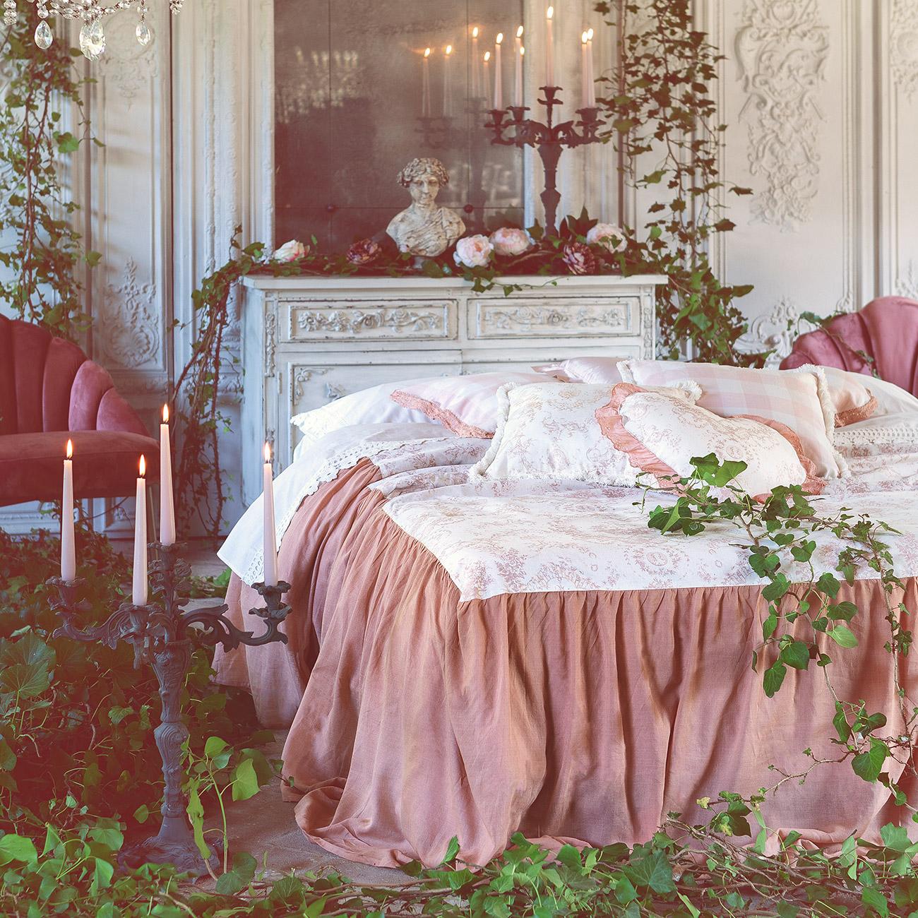 Blanc MariClo' Toile de Jouy - La biancheria per la casa
