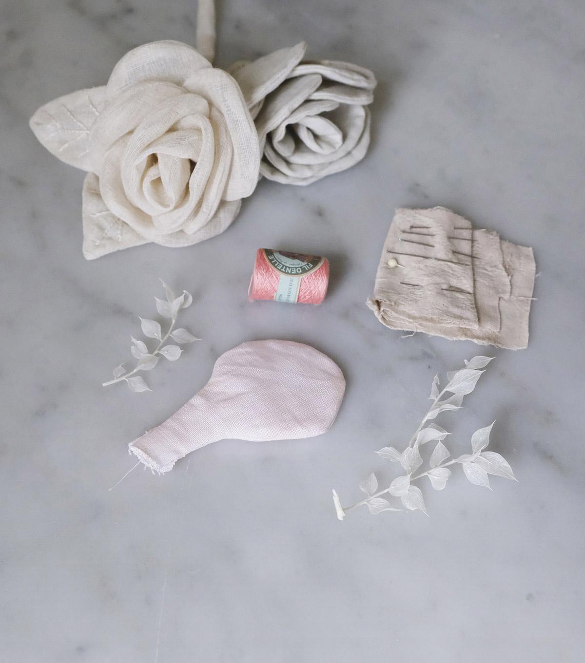 Tutorial Blanc MariClo' - Sbocciano le rose - step 3 parte 2