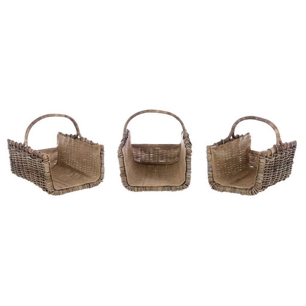 SET 3 BASKETS A15603