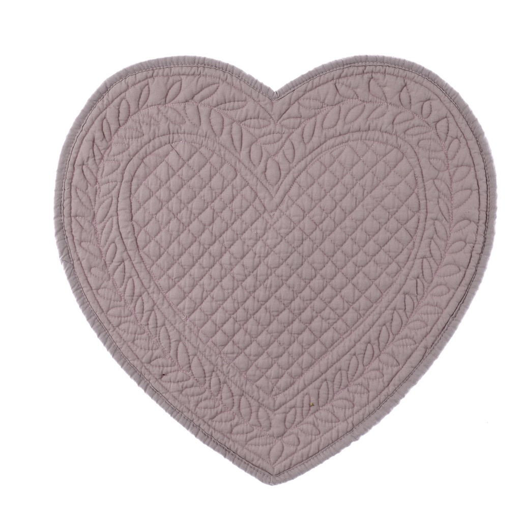 HEART PLACEMAT A2068799CI