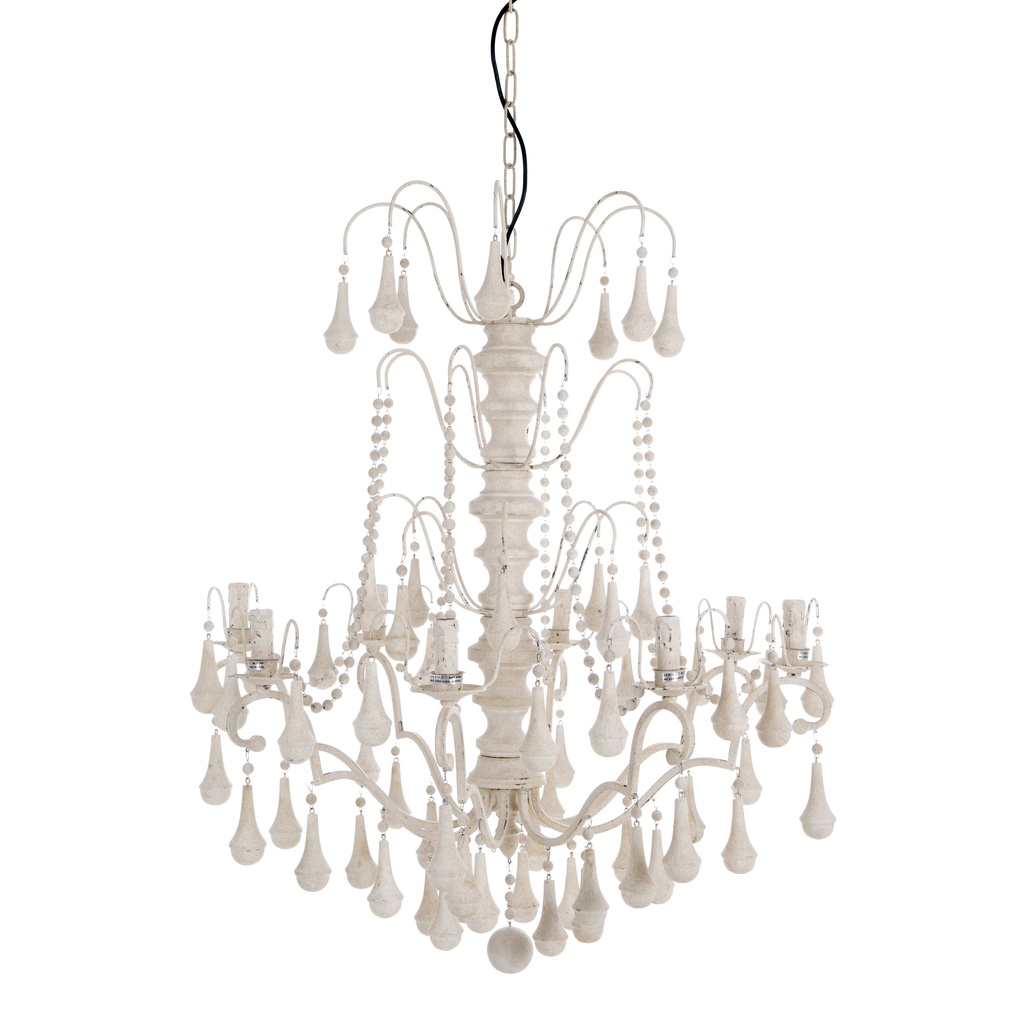 CHANDELIER (8 BULBS E14) A21761