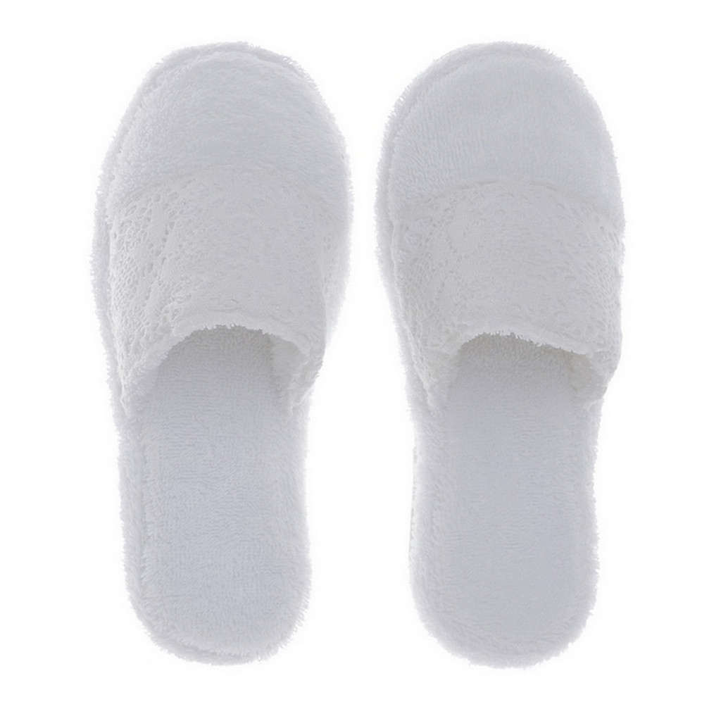 BATH SLIPPERS A24837