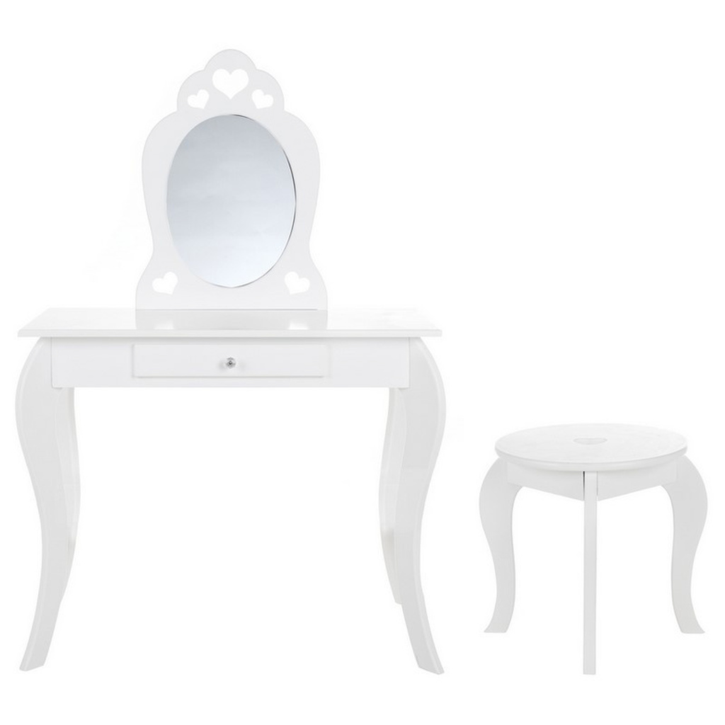 DRESSING TABLE W.STOOL A25691