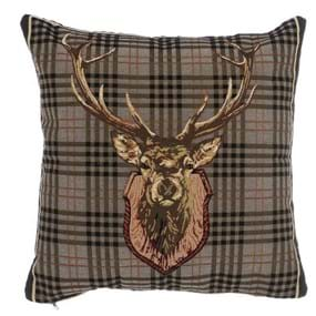 CUSHION REINDEER A25783