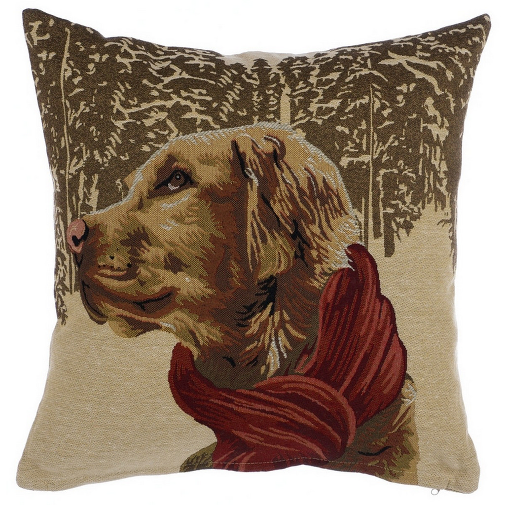 CUSHION LABRADOR A25784