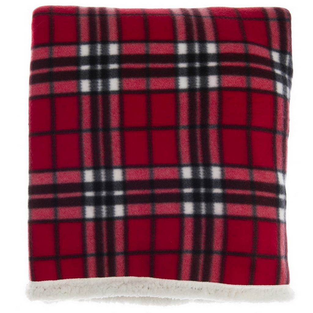 PLAID SHERPA 410GSM A26055