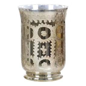 CANDELE HOLDERON DECORATIVE GLASS A27115