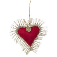 HEART STAR DECORATION