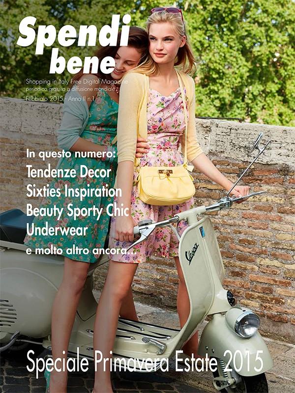 Spendi Bene Magazine Shopping in Italy