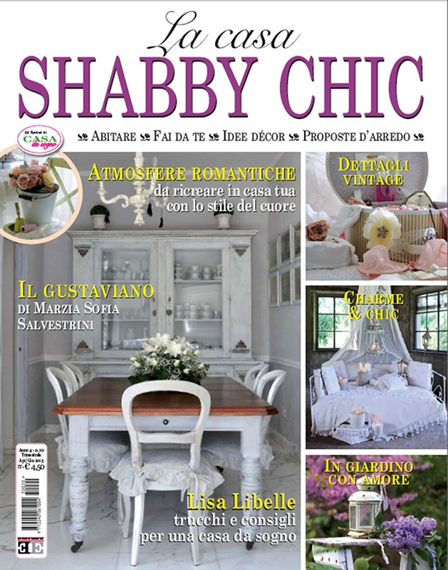 La casa shabby chic - April 2015
