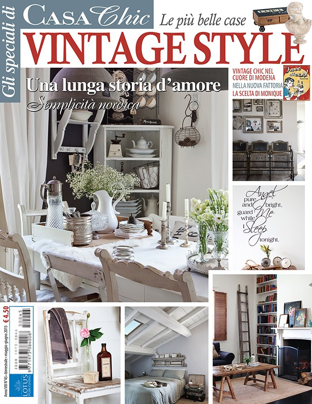 Casa Chic - Vintage Style - May 2015