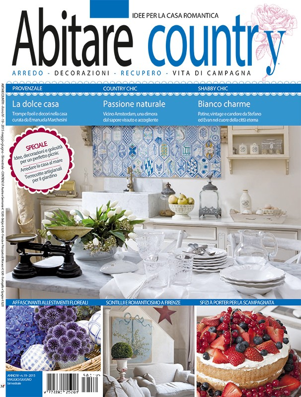 Abitare Country - Juillet 2015